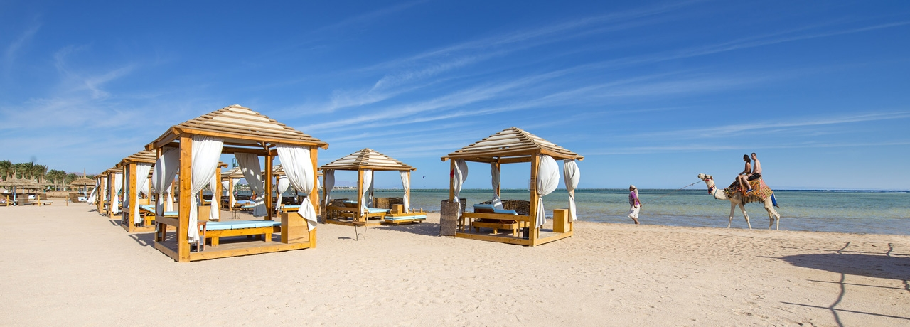 Sharm El Sheikh Hotels With Private Beach